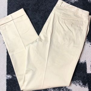 Ermenegildo Zenga Cotton Straight-Leg Pants